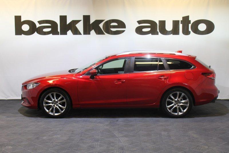 brugt Mazda 6 Sky-G 165 Vision st.car