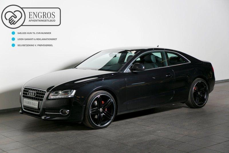brugt Audi A5 1,8 TFSi 170 Coupé Multitr.