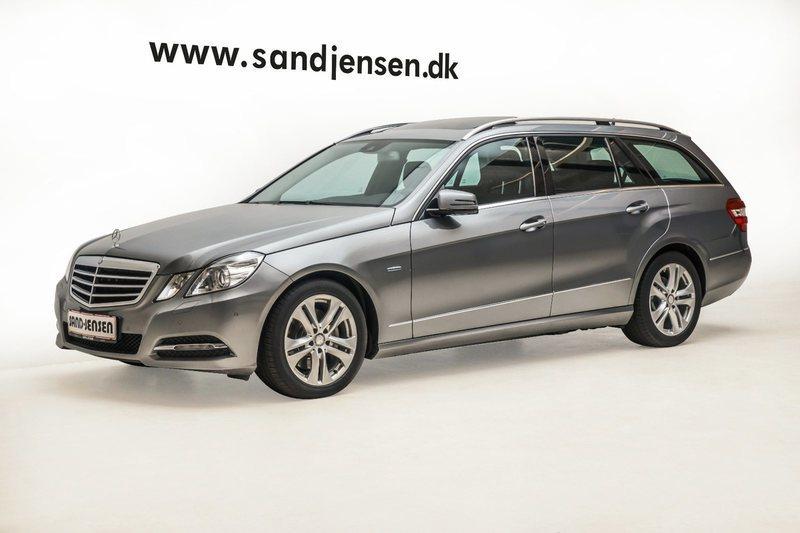 brugt Mercedes E350 0 CDi st.car aut. 4-M BE Van, 5d