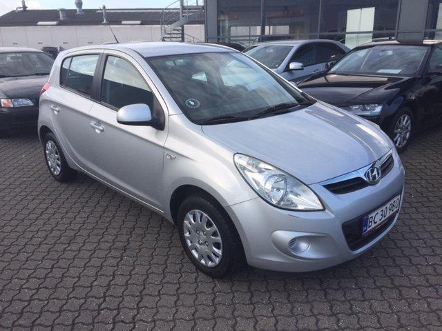 Brugt 2010 Hyundai i20 1.3 Benzin kr. 63.580 - 2635 Ishøj - AutoUncle