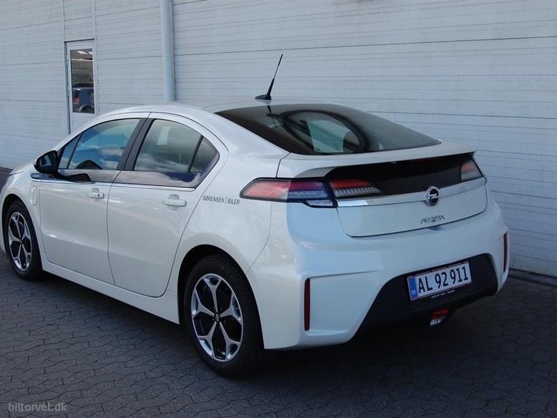 Opel Ampera El 85 HK (2014) | Hovedstaden | AutoUncle