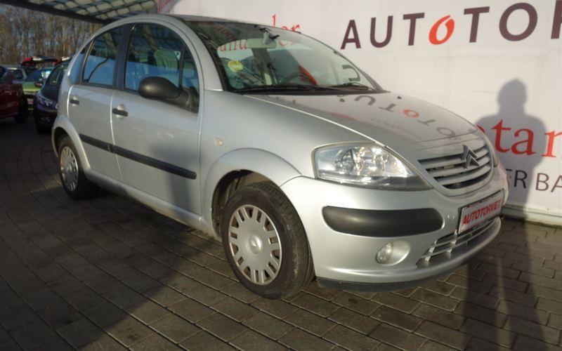 brugt Citroën C3 1,4 HDI Prestige 70HK 5d