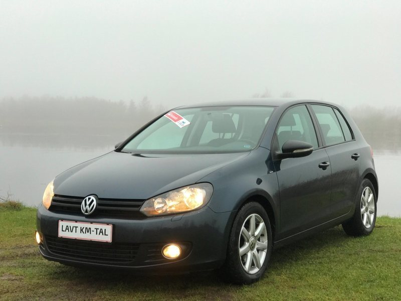 solgt vw golf vi 2 0 tdi 110 comfor brugt 2009 km i brovst. Black Bedroom Furniture Sets. Home Design Ideas