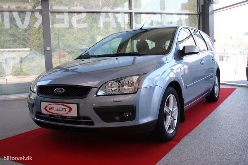 brugt Ford Focus 1,6 Ambiente 100HK Stc