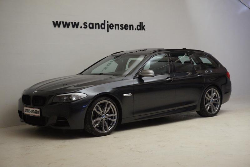 brugt BMW M550 d 3,0 Touring xDrive aut. Van, 5d