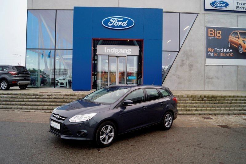 brugt Ford Focus 1,0 SCTi 125 Edition st.car ECO