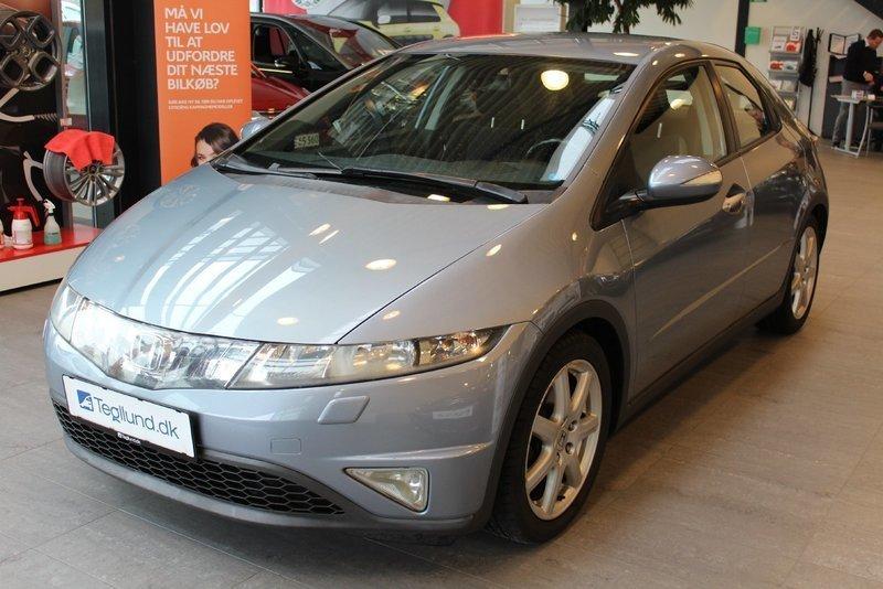 brugt Honda Civic Comfort aut.