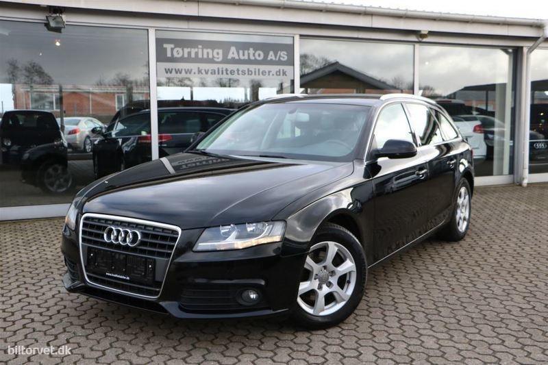 brugt Audi A4 Avant 1,8 TFSI 120HK Stc 6g