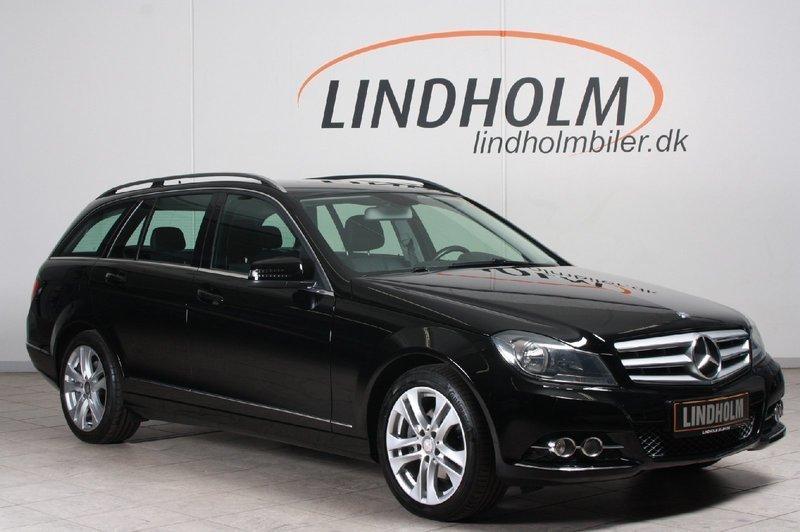 brugt Mercedes C250 2,2 CDi Avantgarde st.car aut. BE