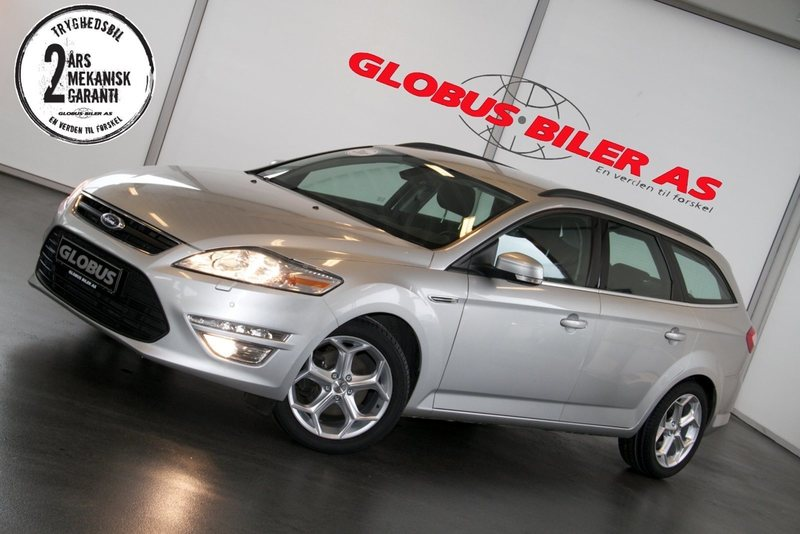 brugt Ford Mondeo 1,6 TDCi 115 Collection st.car ECO