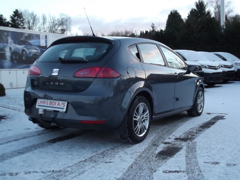 solgt seat leon 1 9 tdi pd stylance brugt 2008 km i midtjylland. Black Bedroom Furniture Sets. Home Design Ideas