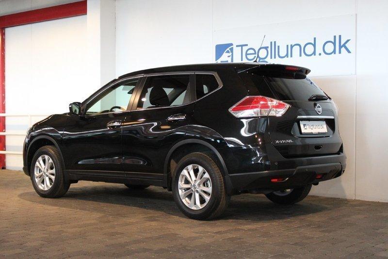 brugt Nissan X-Trail 1,6 dCi 130 Acenta