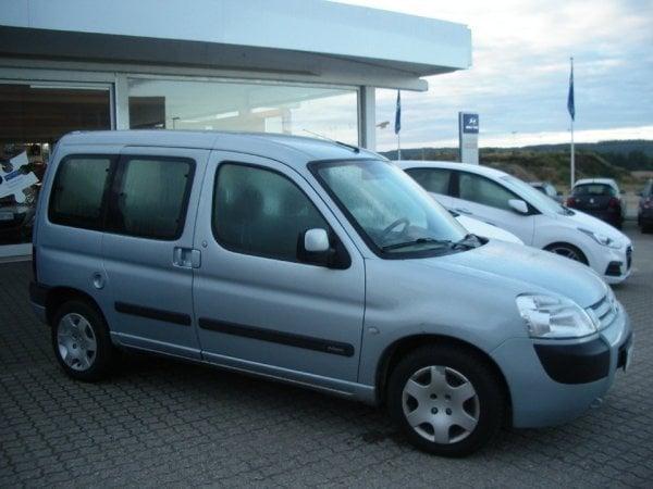 brugt Citroën Berlingo 1,6i 16V Multispace Clim. 5d