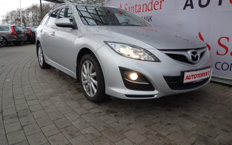 brugt Mazda 6 2,0 Premium 155HK Stc 6g