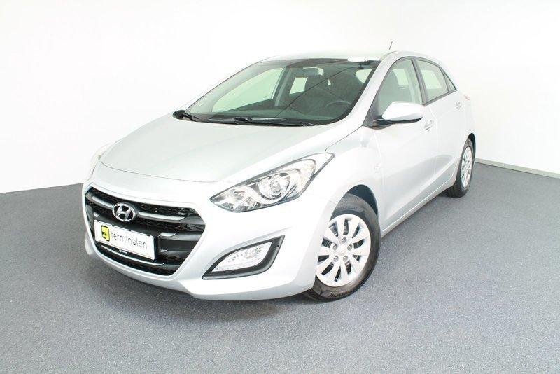brugt Hyundai i30 1,6 CRDi 110 Active Plus