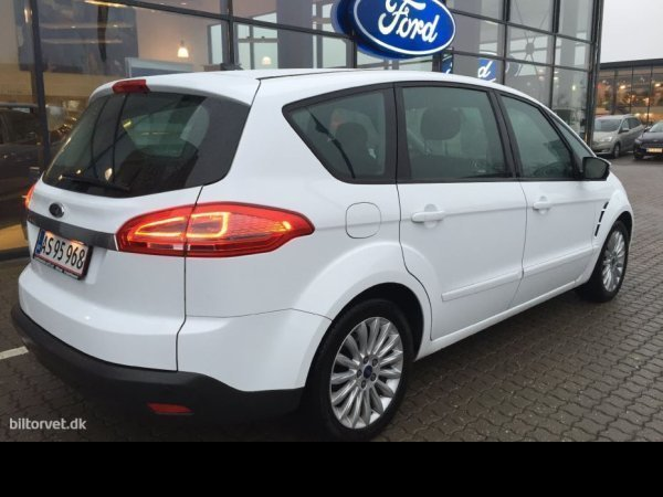 brugt Ford S-MAX 2.0 TDCi Collection PowerShift 5d