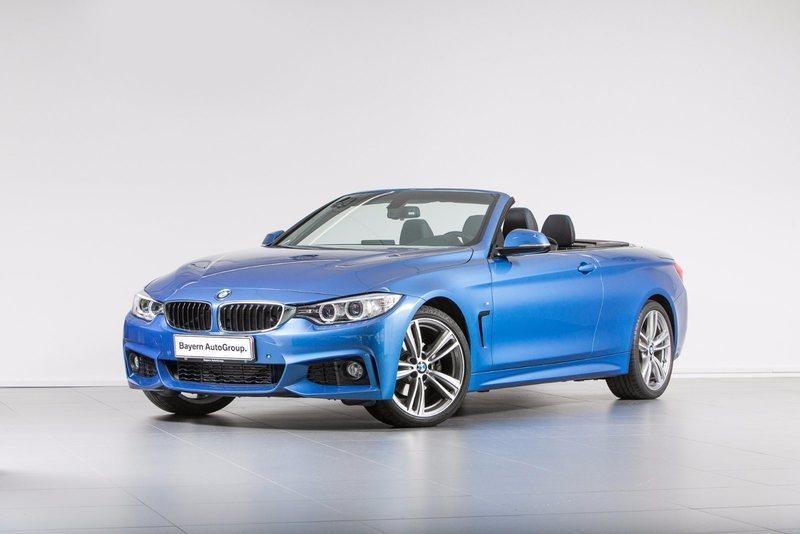 brugt BMW 420 d Cabriolet aut.