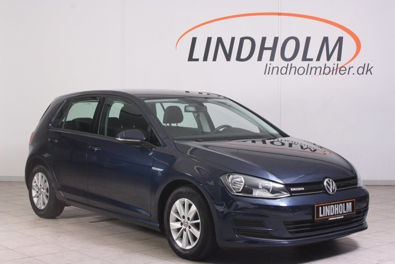 solgt vw golf vii 1 6 tdi 110 bluem brugt 2014 km i viborg. Black Bedroom Furniture Sets. Home Design Ideas