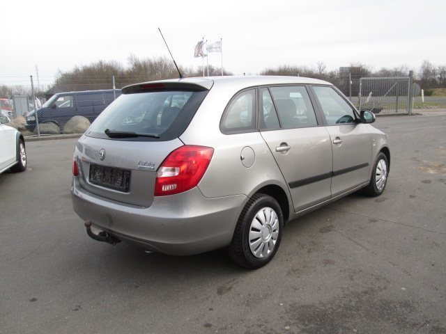 brugt 1 4 tdi 80 greenline combi skoda fabia 2009 km i vodskov. Black Bedroom Furniture Sets. Home Design Ideas