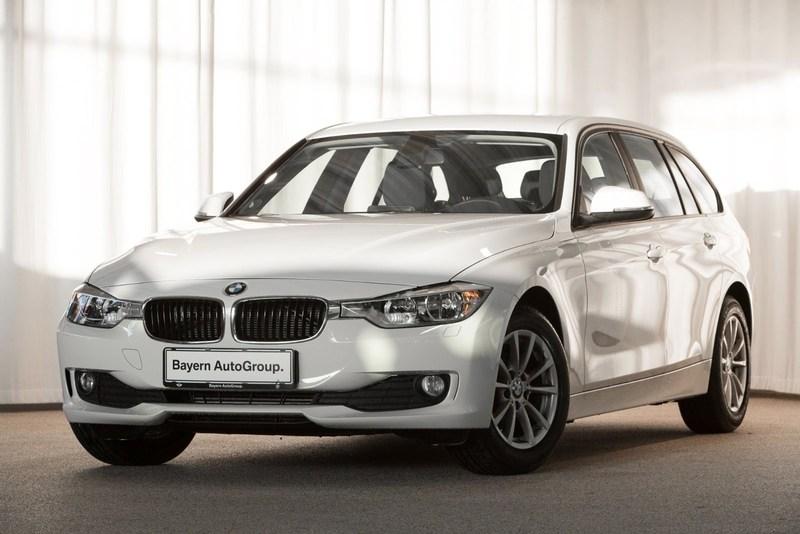 brugt BMW 318 d 2,0 Touring 5