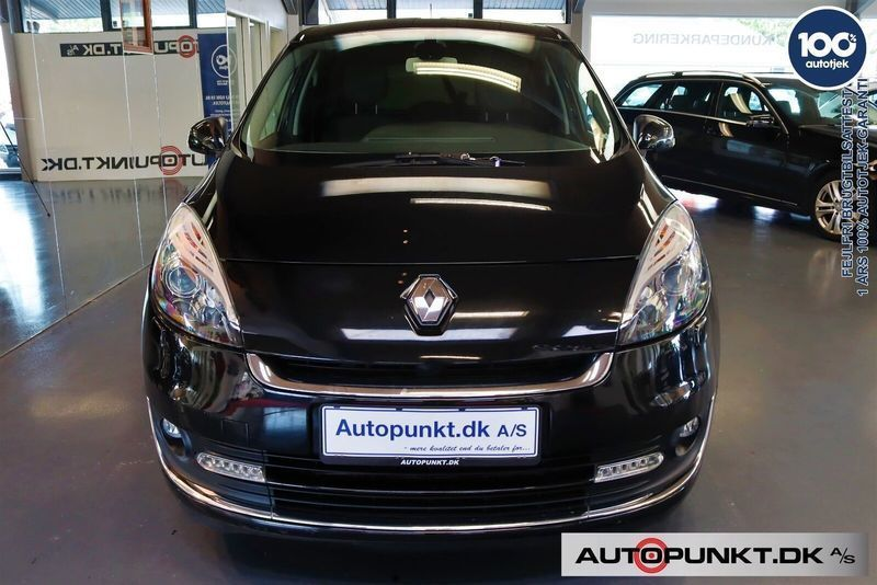 Brugt 2013 Renault Grand Sc U00e9nic Iii 1 6 Diesel 130 Hk  Kr