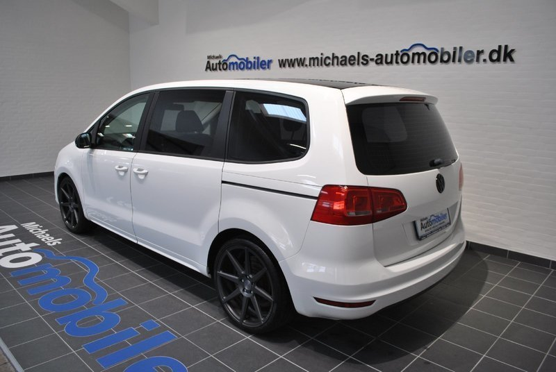 brugt tdi 140 trendline bmt vw sharan 2010 km i varde. Black Bedroom Furniture Sets. Home Design Ideas