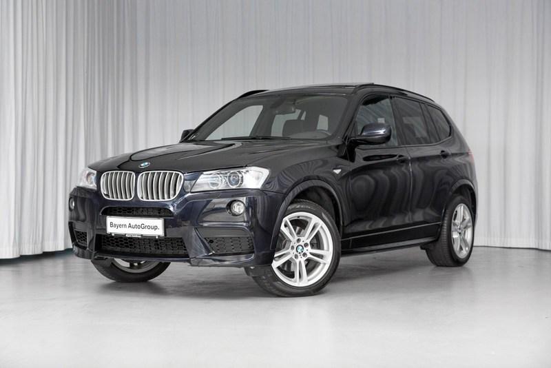 brugt BMW X3 3,0 xDrive35d aut. Van 5d