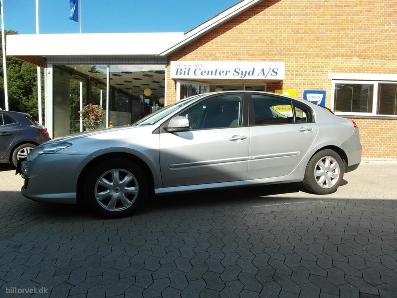 solgt renault laguna 1 5 dci eco2 e brugt 2008 km 218. Black Bedroom Furniture Sets. Home Design Ideas