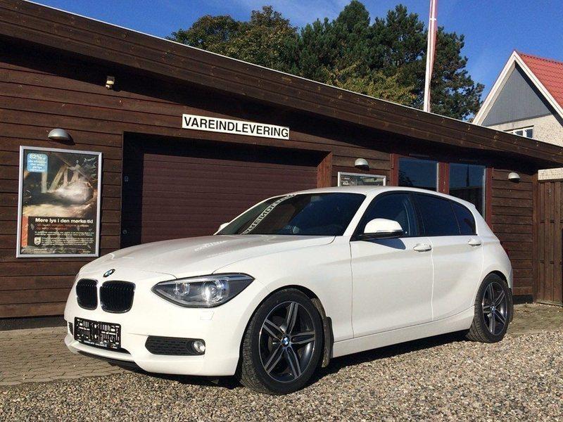 Brugt d 2,0 Van BMW 118 – 2013, km 162.000 i Bogense - AutoUncle