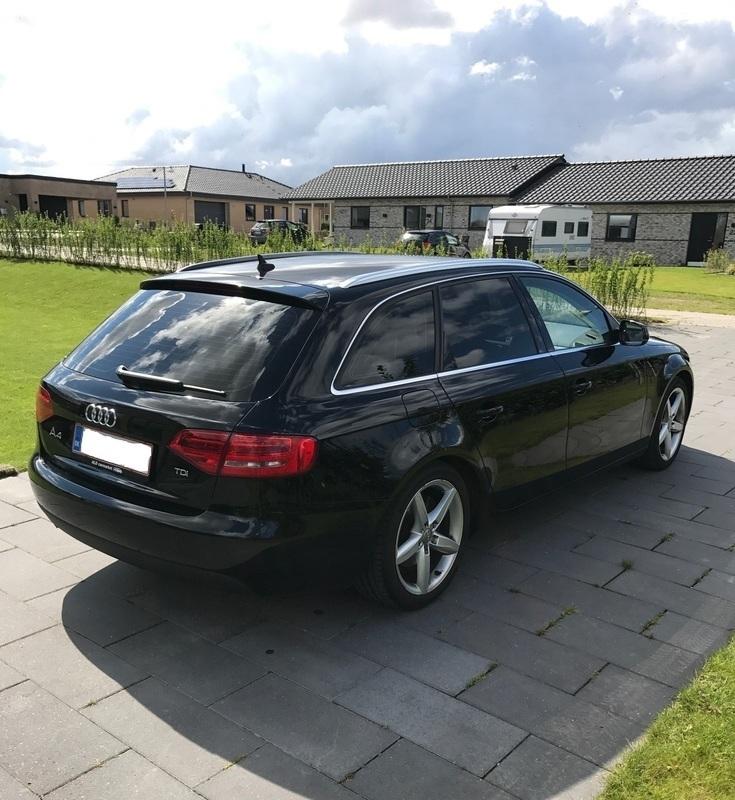 2011 Audi A4 Engine: Brugte Audi A4 Til Billigste Pris