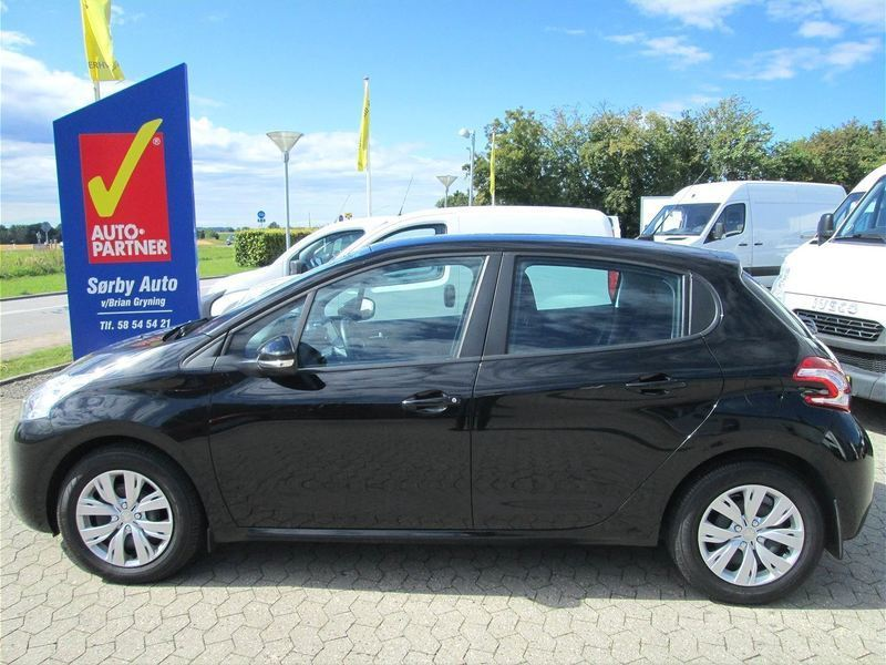 brugt Peugeot 208 1,2 VTi Active 82HK 3d