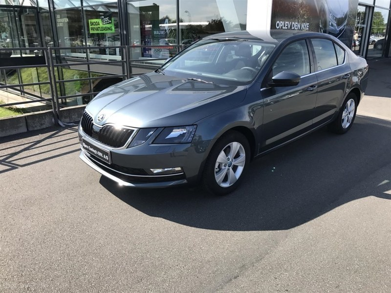 solgt skoda octavia 1 0 tsi style 1 brugt 2017 km i hovedstaden. Black Bedroom Furniture Sets. Home Design Ideas