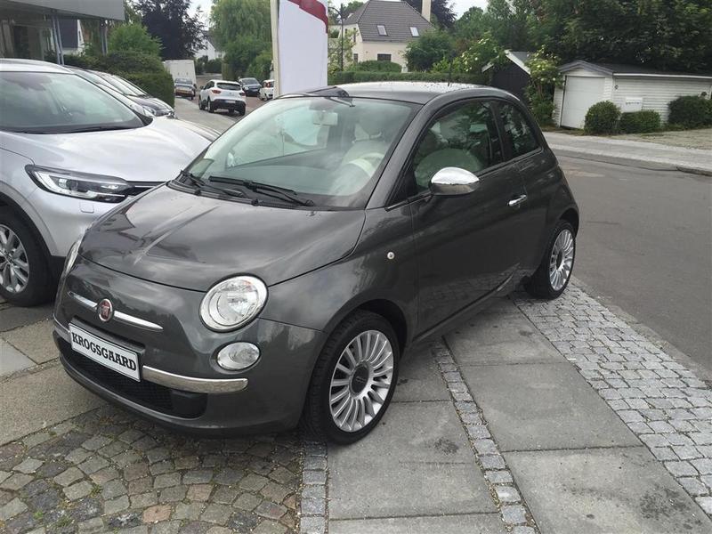 brugt Fiat 500 1,2 Milione 69HK 3d