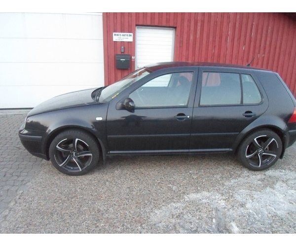 solgt vw golf iv 1 9 tdi 90 5d brugt 2001 km i viborg. Black Bedroom Furniture Sets. Home Design Ideas