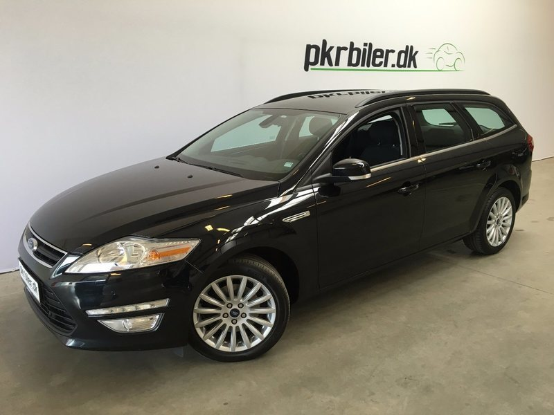 brugt Ford Mondeo 2,0 TDCi 140 Collection st.car