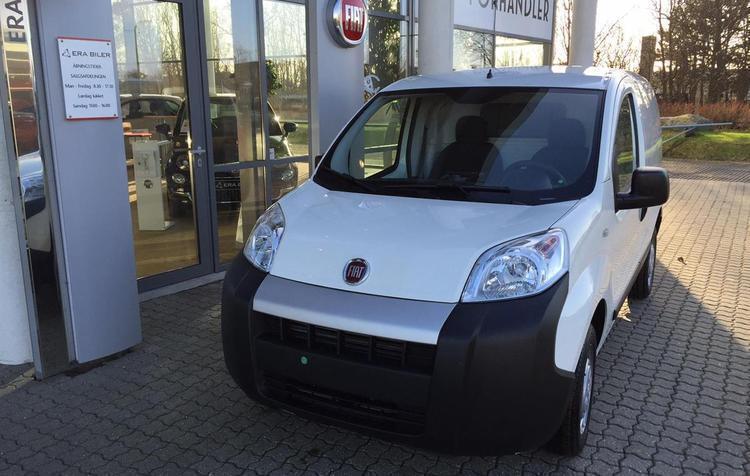 brugt Fiat Fiorino 1,3 MJT DPF Professional 80HK Van