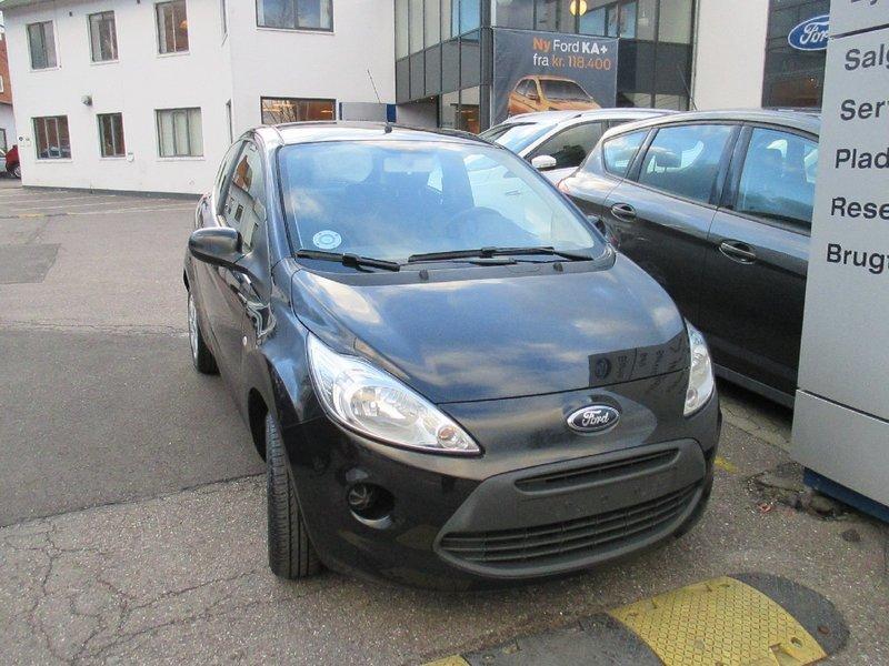 gebraucht Ford Ka 1,2 Trend+