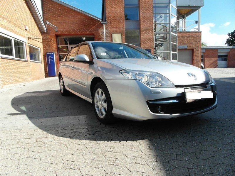 solgt renault laguna 1 5 dci eco2 e brugt 2008 km i sj lland. Black Bedroom Furniture Sets. Home Design Ideas