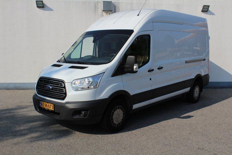 brugt Ford Transit 350 L3 Van 2,2 TDCi 125 Trend H2 RWD