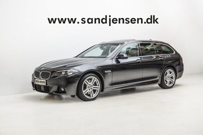 brugt BMW 535 d 3,0 Touring xDrive aut.