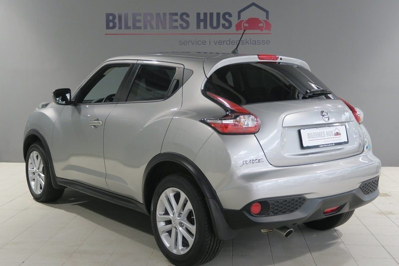 brugt 1 5 dci 110 acenta nissan juke 2015 km i. Black Bedroom Furniture Sets. Home Design Ideas