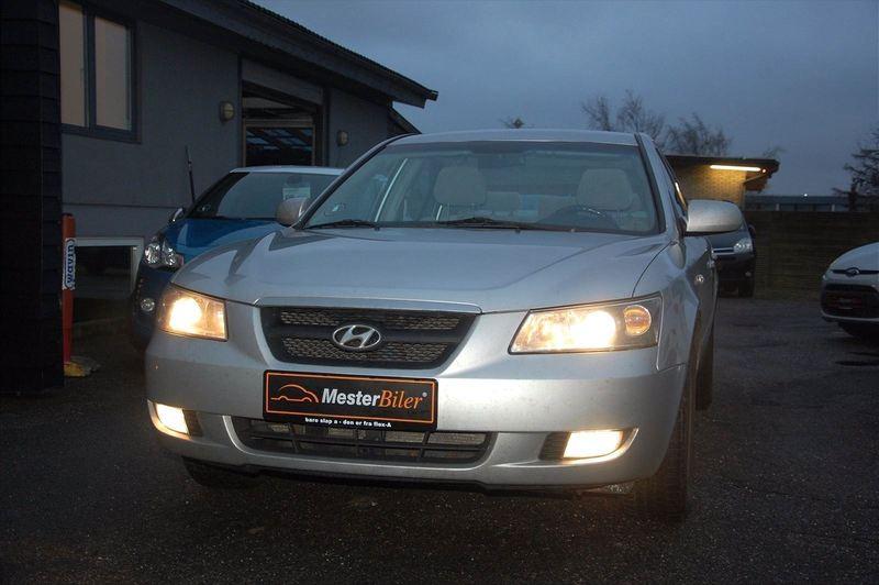 brugt Hyundai Sonata 2,4 GLS
