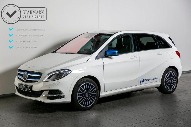 brugt Mercedes B250 e 132 kW aut.