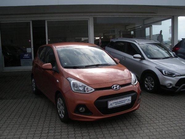 brugt Hyundai i10 1,0 Trend 5d
