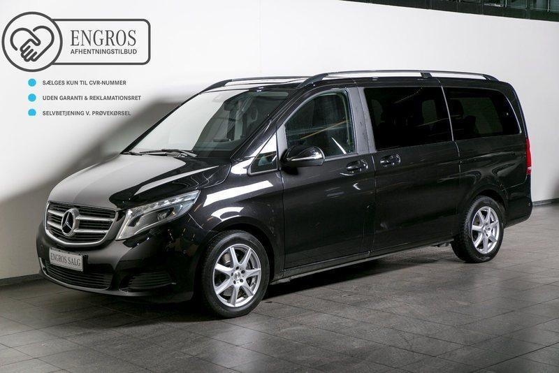 brugt Mercedes V220 d 2,2 aut. lang