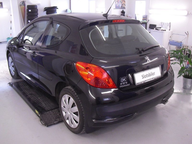 Solgt Peugeot 207 1,6 S16, brugt 2006, km 94.000 i Slagelse