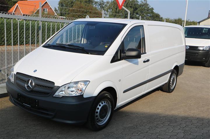 brugt Mercedes Vito 113 CDI 136HK Van