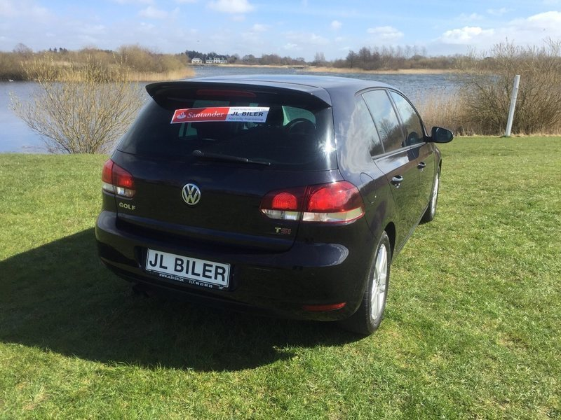 solgt vw golf vi 1 4 tsi 122 highli brugt 2011 km i brovst. Black Bedroom Furniture Sets. Home Design Ideas