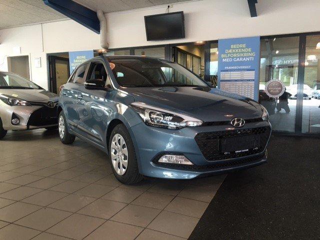 Brugt 2016 Hyundai i20 1.3 Benzin kr. 143.580 - 2635 Ishøj - AutoUncle