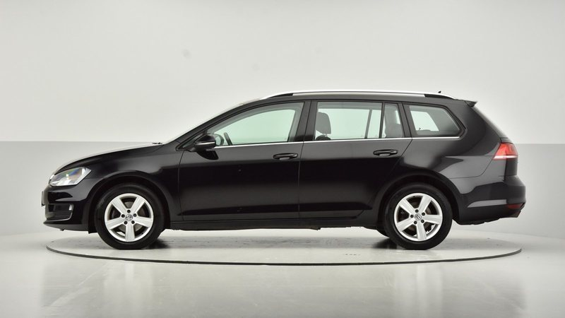 solgt vw golf vii 2 0 tdi 150 highl brugt 2014 km i taastrup. Black Bedroom Furniture Sets. Home Design Ideas